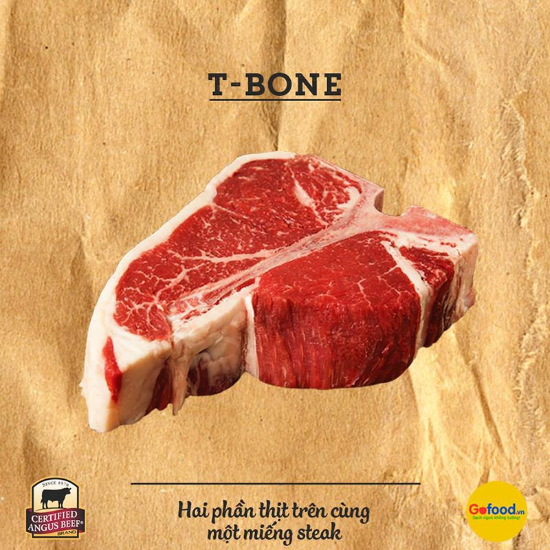 T Bone In Black Angus