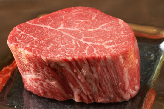 Thịt thăn - thịt thăn bò
