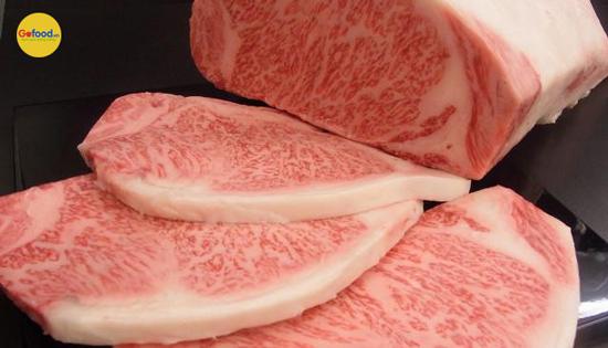 Thịt thăn ngoại bò Kobe Nhật Bản
