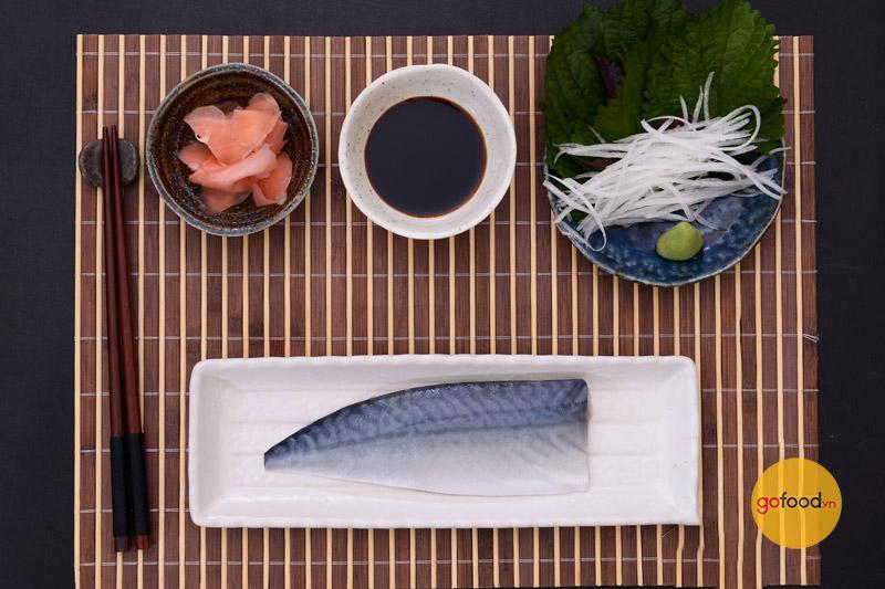 Cá Saba ngâm giấm Nhật Bản - Shime Saba