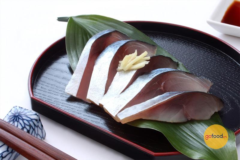Sashimi Shime Saba