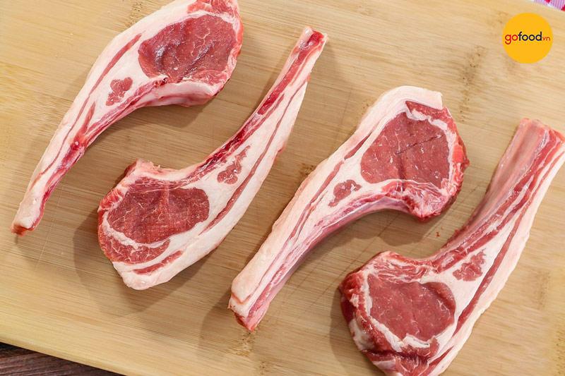 Thịt cừu Úc chưa nhiều dưỡng chất giúp cơ thể hồi phục năng lượng