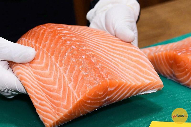 Cá hồi Nauy chứa nhiều chất dinh dưỡng